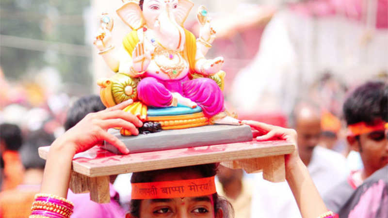 Vinayaka Chaturthi celebrated across Tamil Nadu - The
