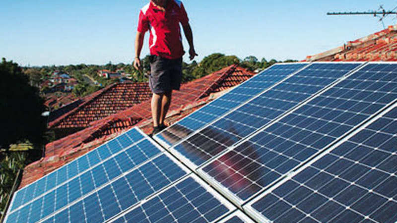 Rent your rooftop and get solar power at a cheaper rate - The