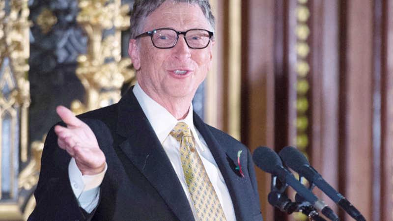 Bill Gates lauds govt's currency demonetisation move