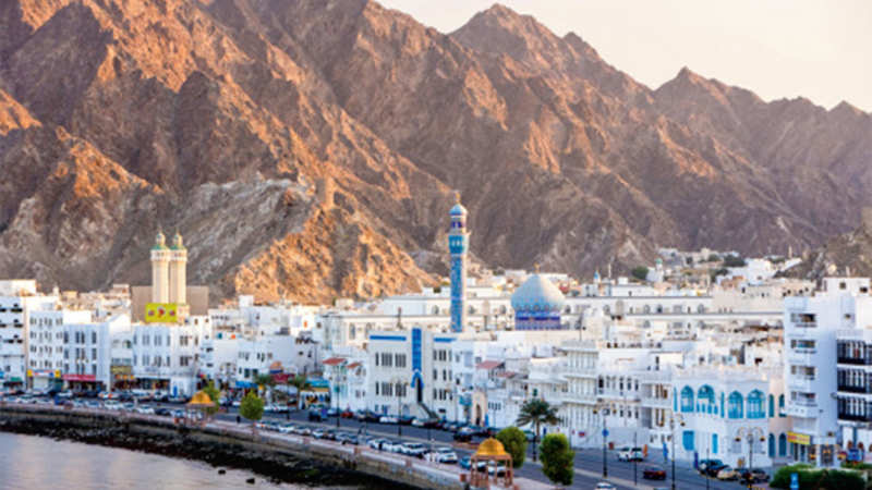 Discover the hidden layers of Oman, where 'beauty has an address