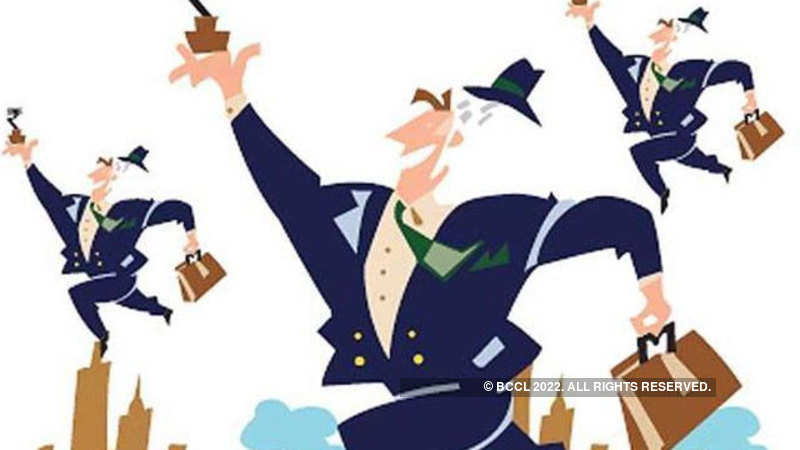 Why foreign bankers rush for NBFC jobs - The Economic Times