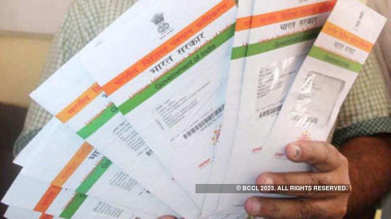 Aadhaar Card Update: How to update or correct Aadhaar