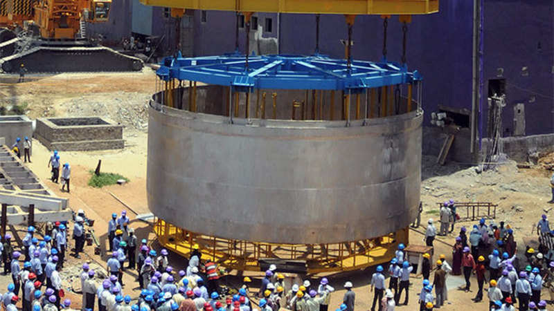 Nuclear reactor at Kalpakkam: World's envy, India's pride