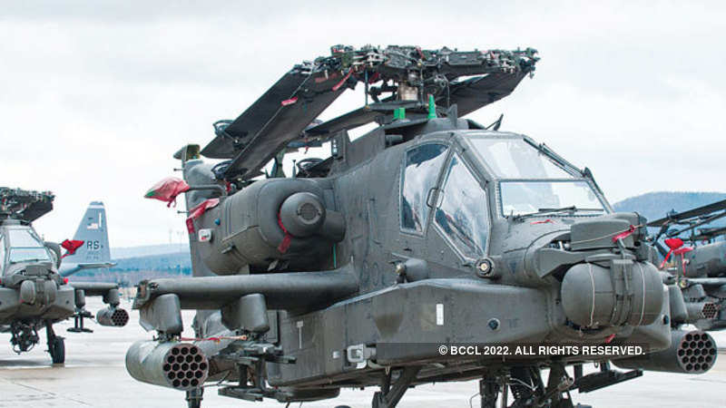 Indian Army: Apache attack helicopters to enable Indian Army to make