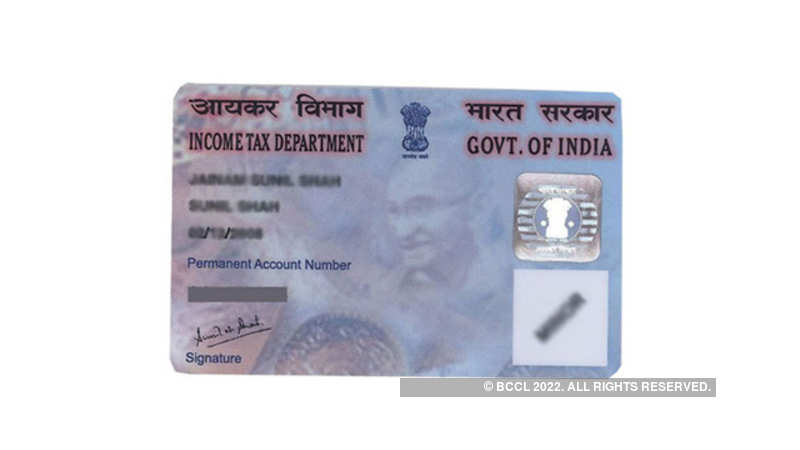 Pan Card Apply: How to apply for PAN (Permanent Account