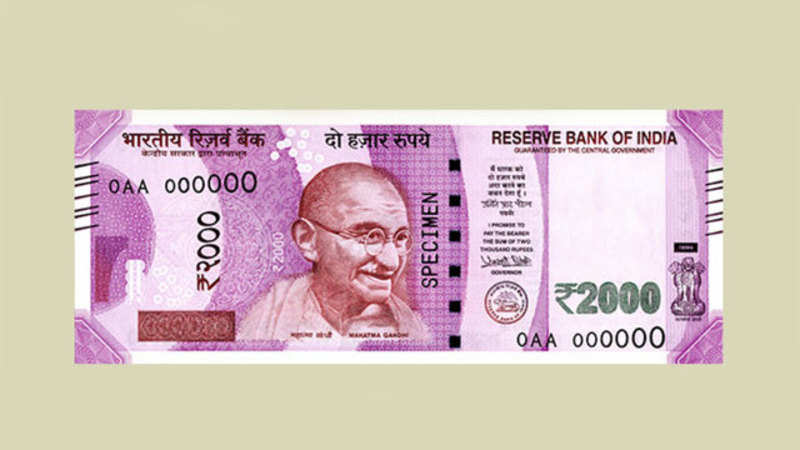 Rs 2000 note security features: How to identify a genuine Rs 2,000