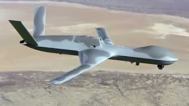 US considering Indian request of armed drones for air force' - The