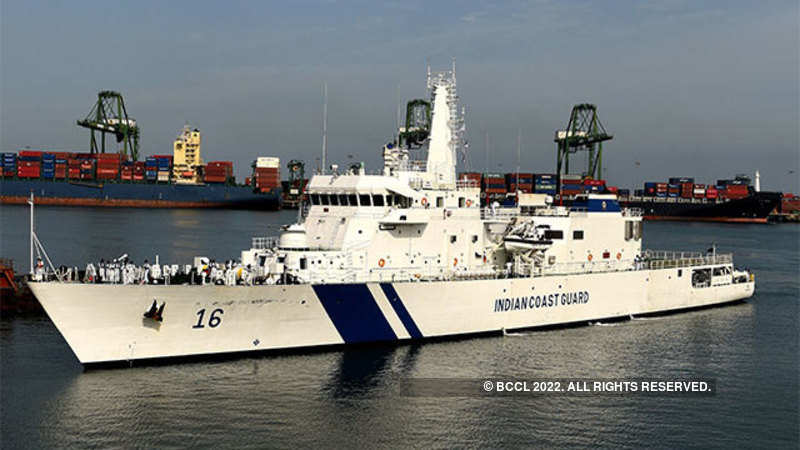 Indian Coast Guard: L&T hands over offshore patrol vessel to Coast