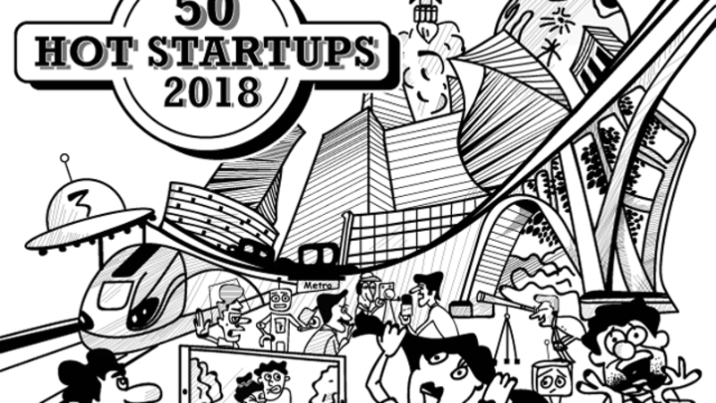 50 startups to watch out for in 2018 - The Economic Times
