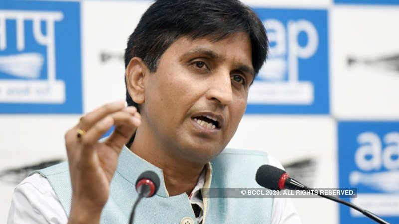 kumar vishwas: Kumar Vishwas at centre of conspiracies to