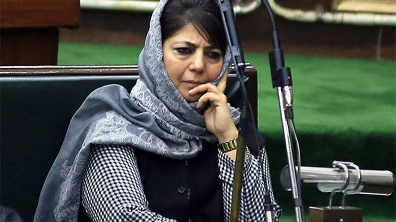 AFSPA: J&K CM Mehbooba Mufti rules out AFSPA revocation, says Indian