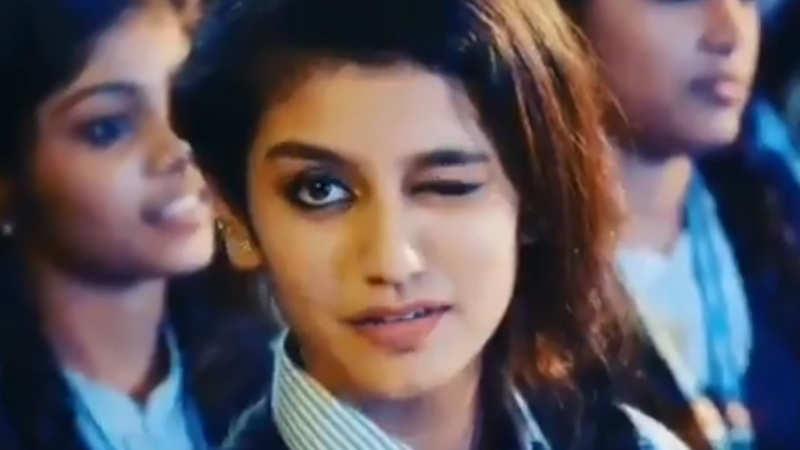 Priya Prakash Varrier: When Malayalam actress Priya Prakash