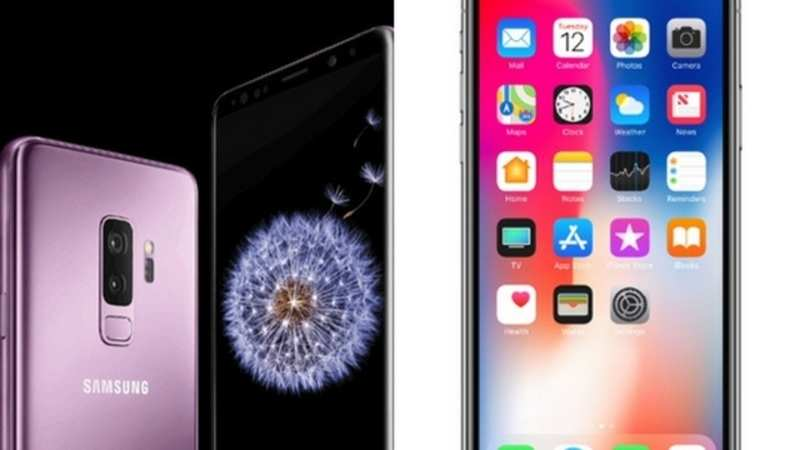 Samsung Galaxy S9 vs iPhone X: How Samsung's new Galaxy S9 compares