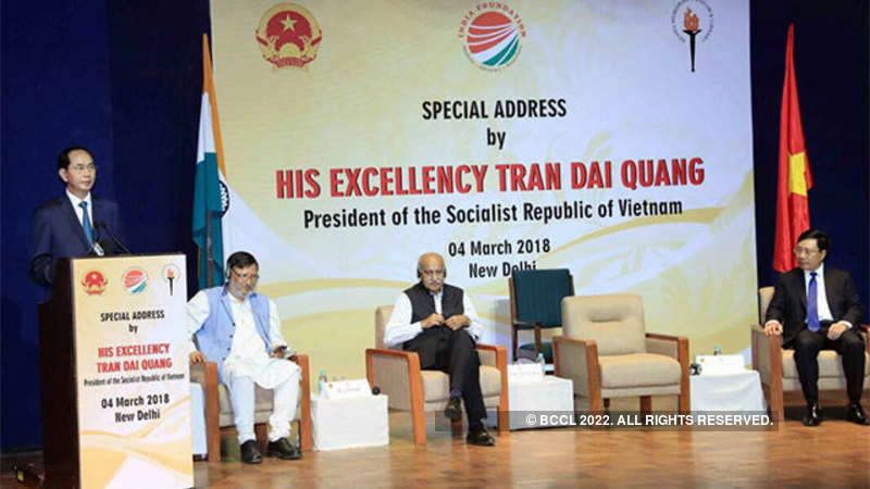 India Vietnam: Full speech of Vietnam President Tran Dai