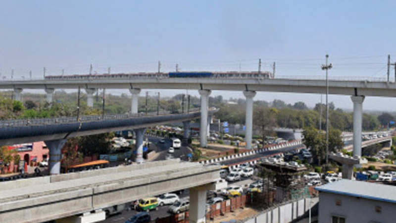 Delhi Metro Pink Line: Delhi Metro's Pink Line to open today  Here's