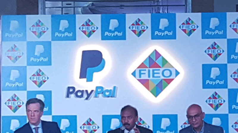 FIEO, PayPal join hands to simplify international trade for Indian