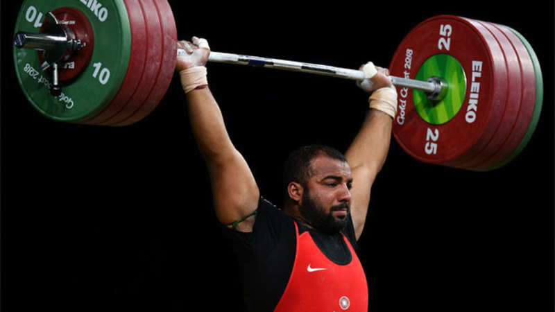Weightlifter Pardeep Singh claims silver at CWG - The Economic Times