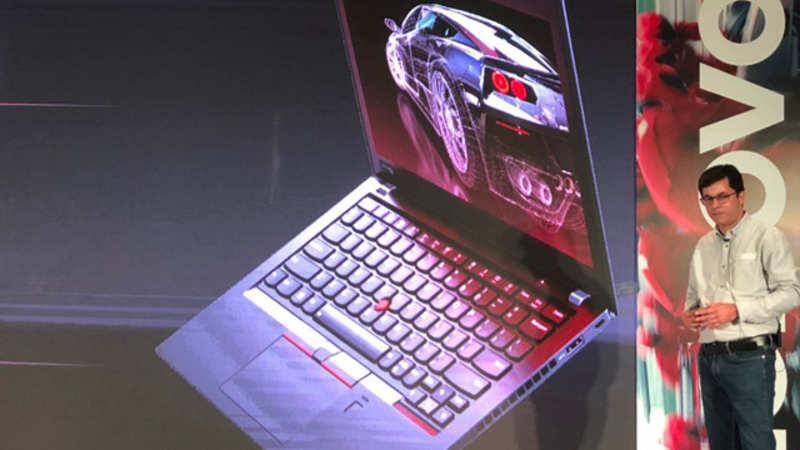 Lenovo: Lenovo unveils 2018 ThinkPad range of laptops with greater