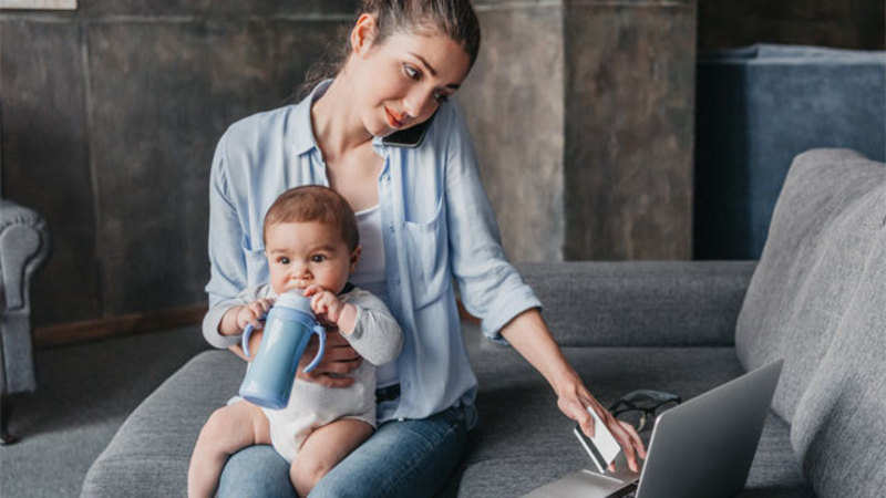Can you quit your job to become a homemaker? Consider these