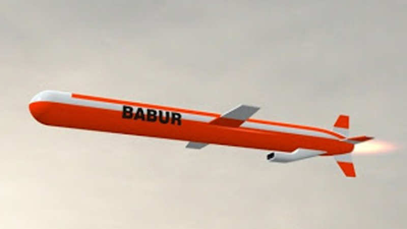 Babur cruise missile: Pakistan successfully test fires enhanced