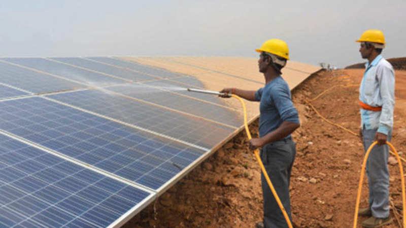 Solar Power Plant: Rajasthan aims 3,780 MW solar capacity by April next