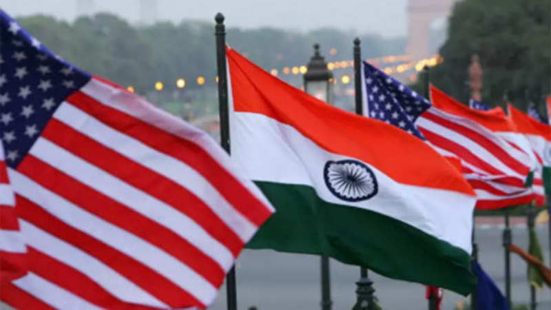 trade surplus: India's trade surplus with US hits a high