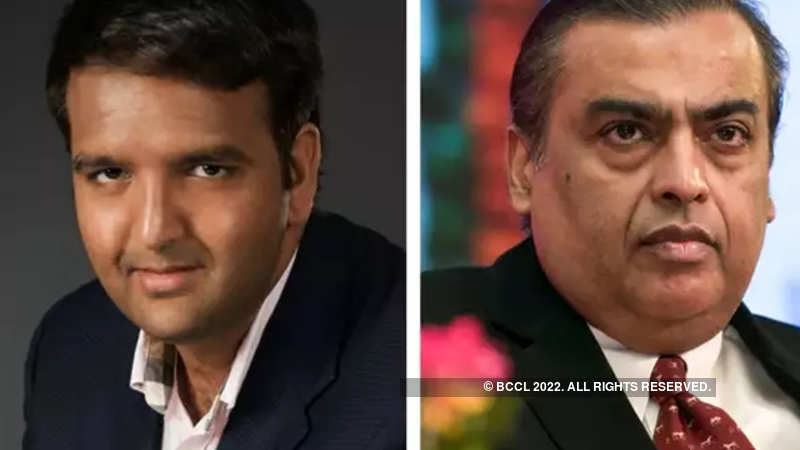 Mukesh Ambani: How Mukesh Ambani changed his future son-in