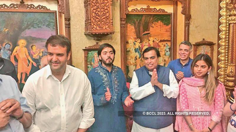 Isha Ambani-Anand Piramal: Isha Ambani, Anand Piramal's Dec wedding
