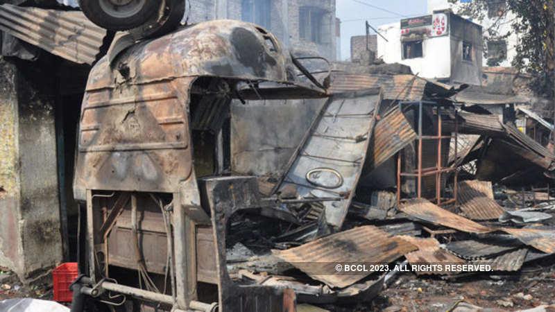 Aurangabad riots: Riot-hit Aurangabad tense, internet services restored