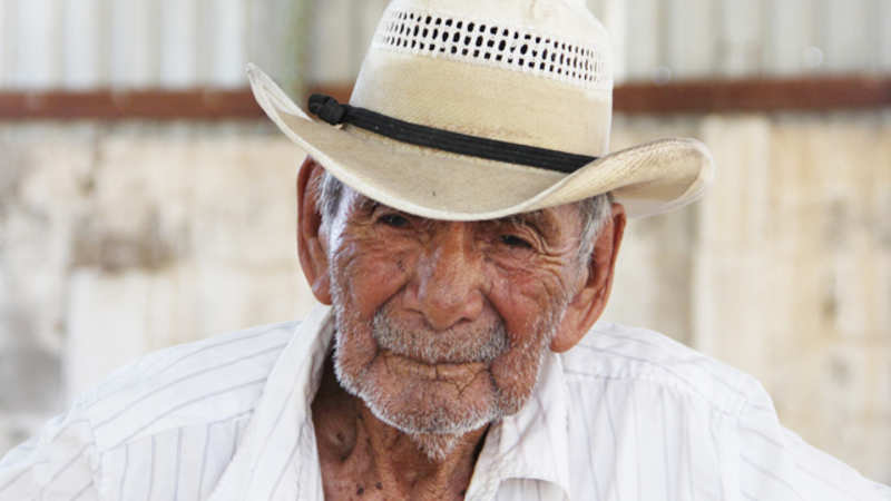 Age is just a number: 121-year-old Mexican feels he is 80, says work