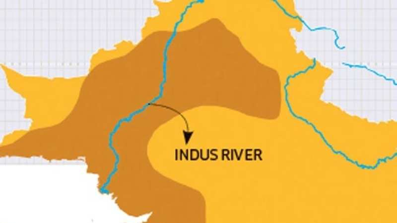 Indus Waters Treaty: stan raises India's 'violation' of Indus ... on krishna river on map, aral sea on map, irrawaddy river on map, japan on map, persian gulf on map, deccan plateau on map, jordan river on map, himalayan mountains on map, bangladesh on map, kashmir on map, gulf of khambhat on map, gobi desert on map, ganges river on map, indian ocean on map, himalayas on map, yellow river on map, great indian desert on map, yangzte river on map, eastern ghats on map, lena river on map,