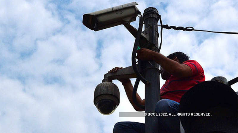 CCTV: Chinese firm Delhi chose for CCTVs on US radar - The
