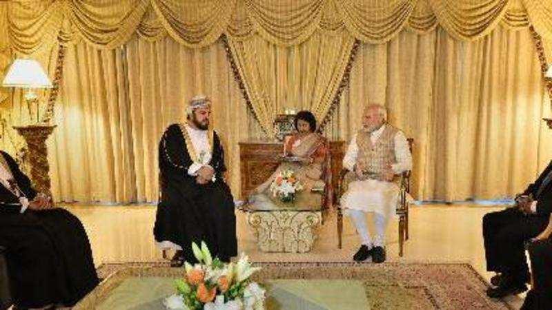 India, Oman explore a wider maritime partnership - The Economic Times