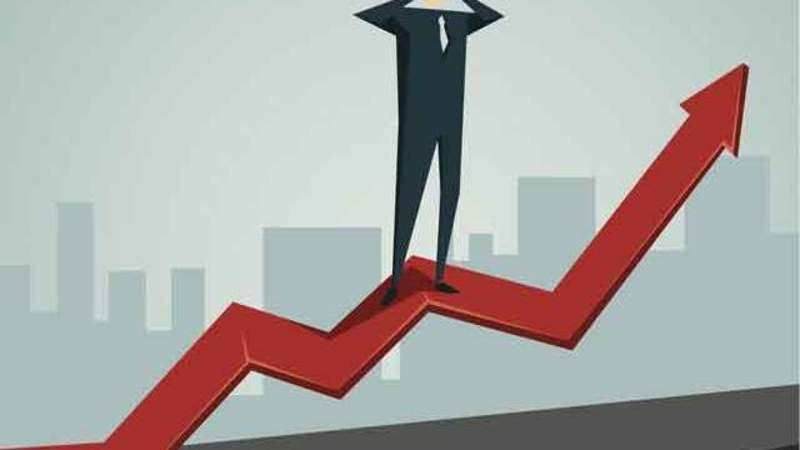 Stock market update: Nifty Bank surges 332 points