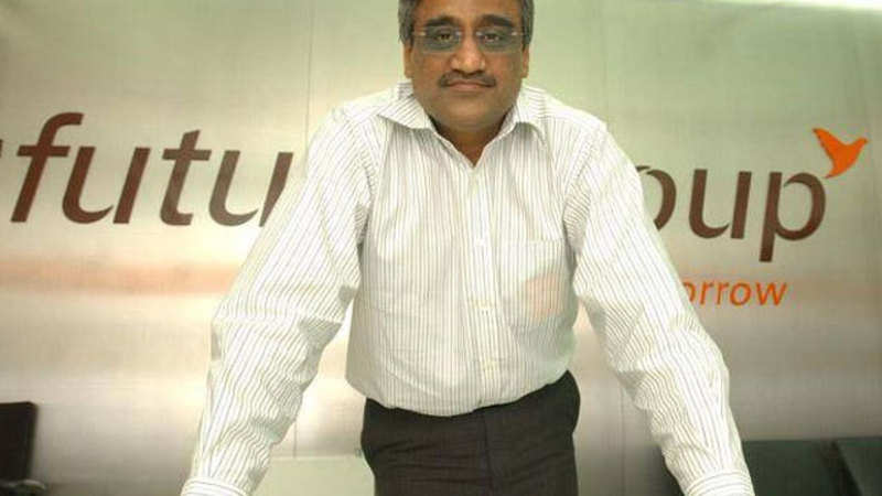 Kishore Biyani sets sights on Iraya to speed up Future Groups's