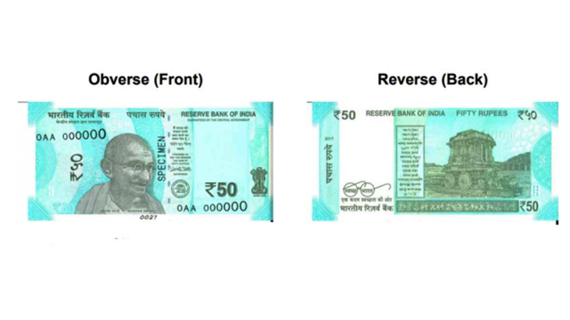 RBI   Bank Notes: RBI to make it easier for visually impaired to