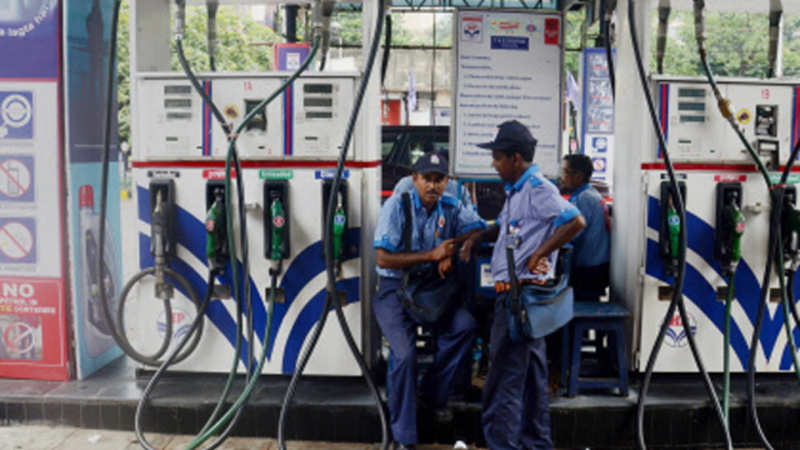 GST: No pure GST on petrol, diesel