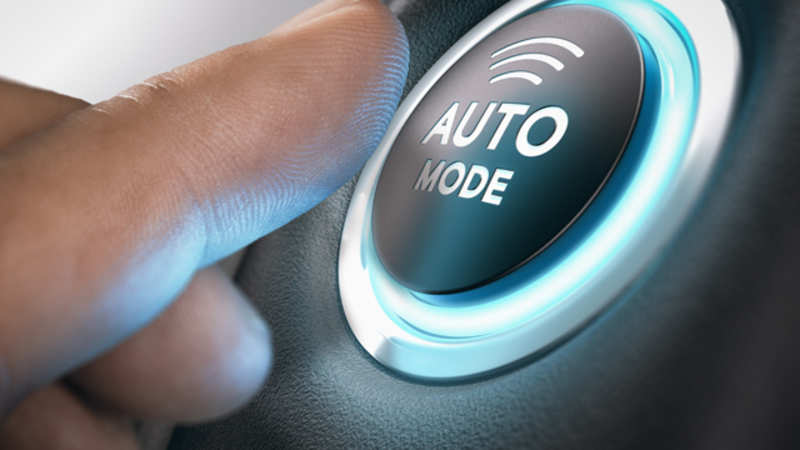 More Indians Opting For An Automatic Car Ride The Economic Times