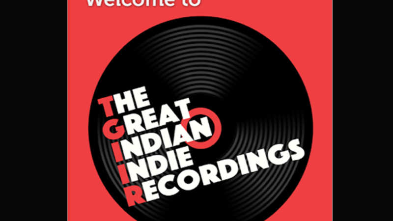 The Great Indian Indie Recordings: For the love of music: This app