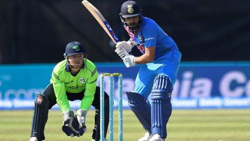 India thrash Ireland by 76 runs in opening T20 match - The