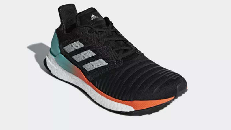 new style 182fc 280e8 solarboost: Adidas SolarBoost review: The lightweight design ...