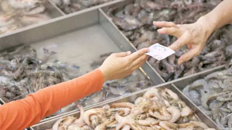 seafood exports: Indian seafood export touches new high at