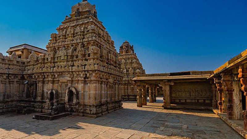 Bhoga Nandeeshwara temple: Bhoga Nandeeshwara: The 9th