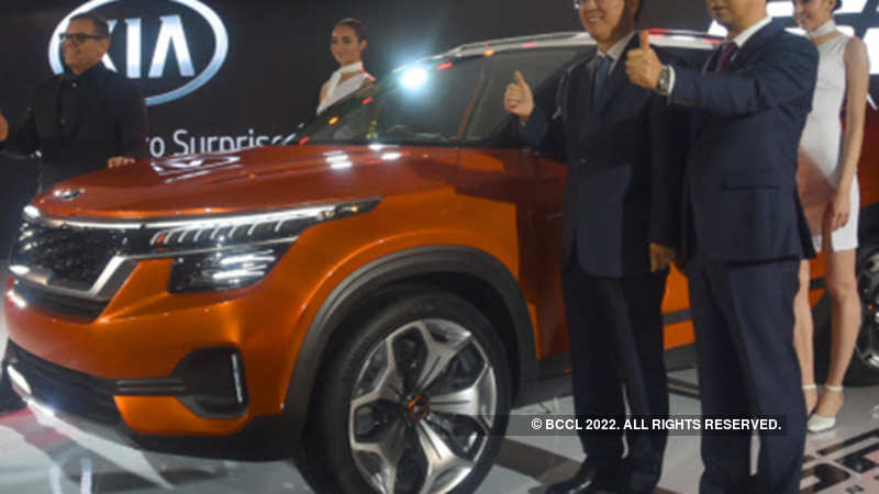 Kia Motors Bets Big On Suv To Launch 5 Models In 3 Years The