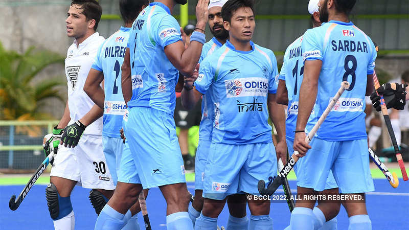 Odisha Kick Starts 4 Month Campaign Ahead Of Men S Hockey World Cup