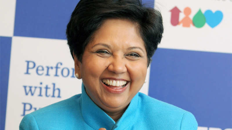 indra nooyi: Get married or say no to Yale: Indra Nooyi's knotty