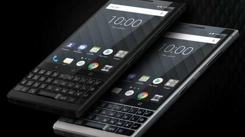 blackberry key 2 review: BlackBerry Key 2 review: Soft yet