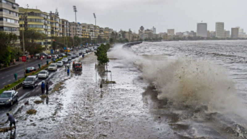 Garbage in water drains polluting Mumbai coastline: BMC