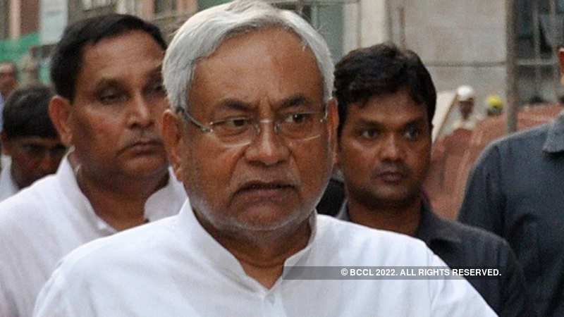 Nitish Kumar launches several schemes for students of SC, ST, BC