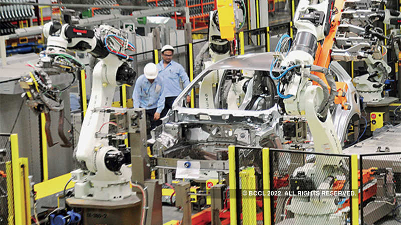 As green shoots appear in manufacturing, jobs on the shop floor take